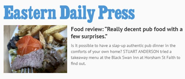 Black Swan Inn in the EDP